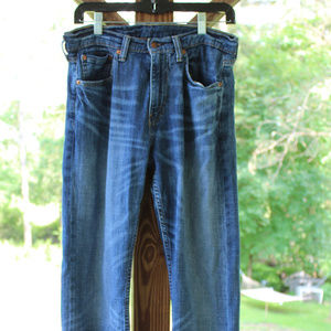 Vintage Levis 505 Relaxed Fit 31x30 Jeans